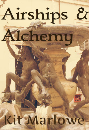 Airships & Alchemy Cover