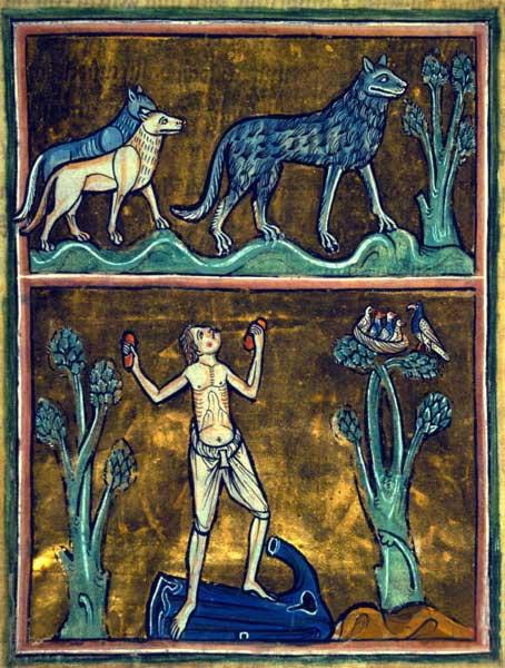 BL werewolf