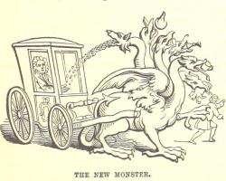 British Library - New Monster