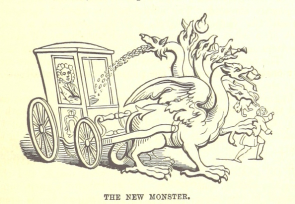British Library - New Monster