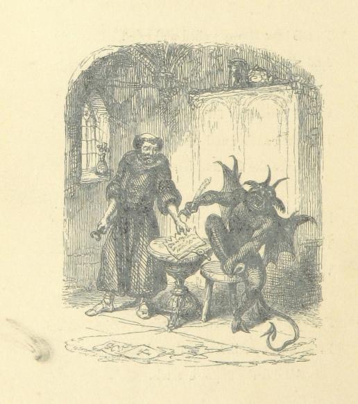 Dunstan and Devil