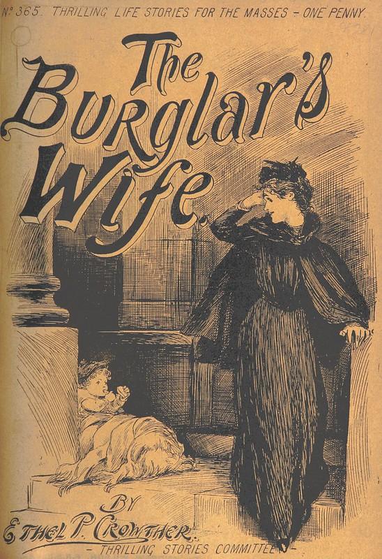 burglars wife